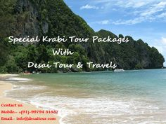 #Special #Krabi #Tour #packages - We offer customized #Krabi Tour Packages. Plan a travel to Krabi and its various tourist attractions with Krabi Romantic packages. Explore exciting Krabi Tourism with cheap #vacation #packages.