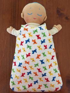 Sleepsack for Lulla Doll and 38cm Miniland