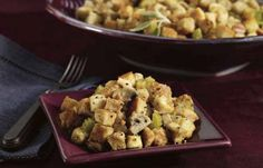 A healthier, home-made version of the classic holiday dish with plenty of vegetables and no added salt. Mrs. Dash® Original Blend brings all of the flavors alive in this moist and delicious stuffing.
