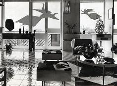 Gio ponti finestra arredata 1954 gio ponti finestra e for Sharon goldreich