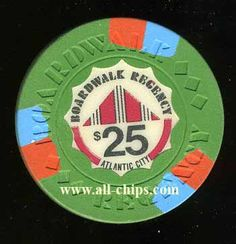 #AtlanticCityCasinoChip of the day is a $25 Boardwalk Regency 1st issue you can get here http://www.all-chips.com/ChipDetail.php?ChipID=17267 #CasinoChip #BoardwalkRegency #Caesars