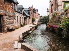 8 impressive places in Normandy - France - 8 impressive places in Normandy – France - Road Trip France, France Travel, Weekender, D Day Beach, Normandy France, Provence France, Camper, Mont Saint Michel, Beautiful Places In The World