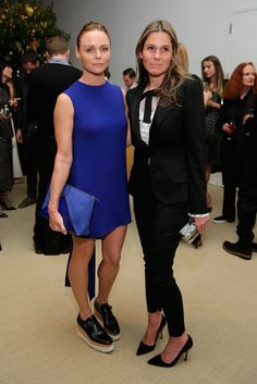 Stella McCartney Photos: 11th Annual CFDA/Vogue Fashion Fund Awards - Reception