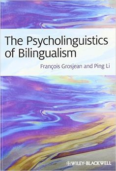 Essay on psycholinguistics
