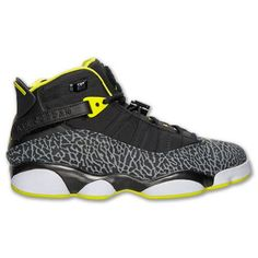 d5487d3a30c0 Air Jordan 6 Rings - Venom Green Black   Venom Green – White – Cement Grey  will release on March
