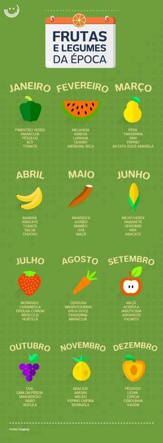 infografico_frutas_legumes_epoca_v01 #frutas