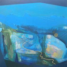 "Saatchi Art Artist Ronak Kordestani; Painting, ""Rout Planners"" #art"