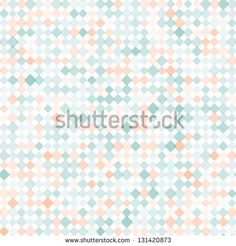 Pattern with mixed small spots. Seamless vector background - stock vector