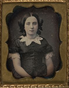 Portrait of a young woman (by Museum of Photographic Arts Collections)