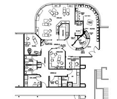 Dental office design floor plans nine chair dental office dental office floor plans orthodontic and pediatric malvernweather Choice Image