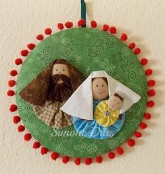 Sewing projects christmas children ideas for 2020 Handmade Christmas Decorations, Christmas Themes, Holiday Crafts, Christmas Holidays, Nativity Crafts, Christmas Nativity, Felt Christmas, Diy Christmas Ornaments, Felt Ornaments