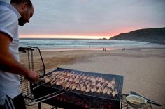 south africa - Welcome to the home of the braai Visit South Africa, Thing 1, Countries Of The World, Homeland, Beach, Pictures, Prawn, Sunrises, Vacation Ideas