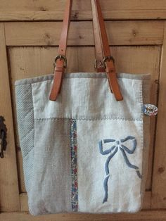 Reusable Tote Bags, Jeans, Fashion, Bags, Moda, Fashion Styles, Fashion Illustrations, Denim, Denim Pants