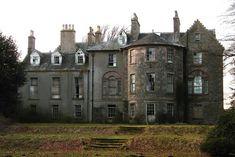 Eastend House rear, near Carmichael, South Lanarkshire