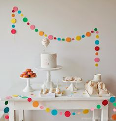 confetti balloon party by sweet style!