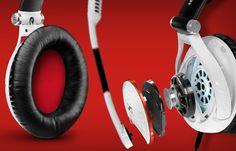 Voici un aperçu des différents types de Casques #Gaming... GO GO GO !  Les meilleures marques sont chez Cobra : Sennheiser Gaming / ASTRO Gaming / SteelSeries France / Razer / Mad Catz / Tritton / Logitech G / Klipsch... | #headset #Headphones