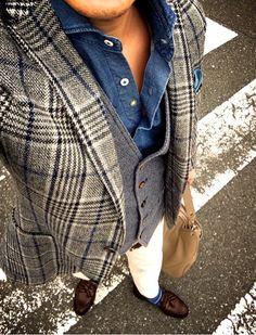 "Crockett & Jones ""Cavendish 3"" タッセル・ローファー購入! の画像 服飾散財通信"