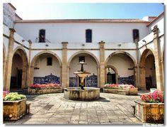 Claustro do Convento da Graça