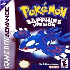 Emularoms: Pokémon Sapphire [ GBA ]