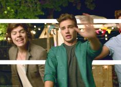 (GIF) He looks like he should being making robot noises though. liam payne, one direction, 1D