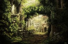 forest village - Google Search