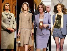 State of the Union: Trump Plays Nice for a Night, Fools No One Summer Wear, Summer Outfits, Lavender Outfit, Signature Look, Color Combinations, Style Icons, Classic Style, Pin Up