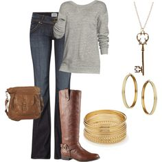 """Fall"" by lbaiotto on Polyvore"