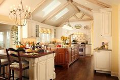 Custom Kitchen we built in Franklin Lakes, NJ.