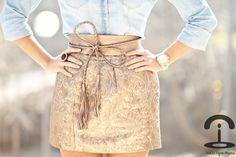 Crimenes de la Moda: Denim & Gold