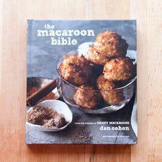 The Macaroon Bible by Dan Cohen
