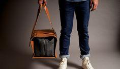 Mit der 1st Edition Travel Bag beweist das österreichisch-britische Label hard graft erneut, dass es das Thema Gepäck und Accessoires perfekt verstanden hat. Die bekannte Mischung aus feinstem Woll...