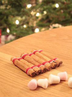 Make: Cinnamon Craft and some seriously naughty Spanish Hot Chocolate