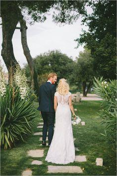 Le Mas de la Rose wedding | Image by M&J Photography