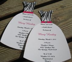 Zebra bridal shower invitations stiletto shoes wedding shower zebra bridal shower invitations stiletto shoes wedding shower invitation on etsy 1500 wedding shower ideas pinterest zebra bridal showers filmwisefo Image collections