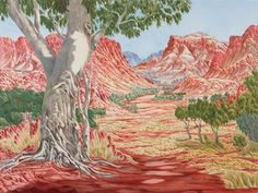 2020 Wynne Prize finalists :: Art Gallery NSW Alice Springs, Australian Artists, Paintings For Sale, Landscape Paintings, Original Art, Art Gallery, Abstract, Drawings, Instagram