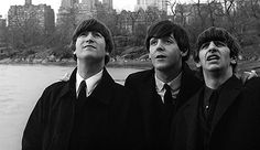 The Beatles (John Lennon, Paul McCartney, Ringo Starr) (1964) (11/11/11)