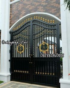 Iron Gates Design Gallery 10 Images In 2019 Iron Gates Gate