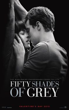 Fifty Shades of Grey Poster: Love in an Elevator! - Movie Fanatic