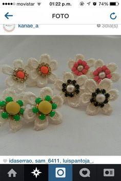 Kanae Accessories celebra el mes de las flores.... (Kanae Accessories celebrates the flower month)