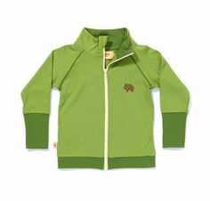 AlbaBabY Jacke Calle Zipper Blouse green
