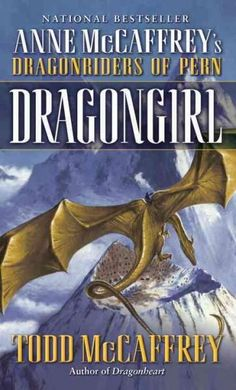 With a cast of beloved characters from previous Pern novels, Dragongirl is another triumph for Todd McCaffreyand a riveting chapter for the Dragonriders of Pern. Young Fiona, rider of the gold queen T
