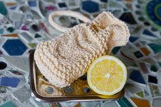 Give a Hoot for Mother Earth Soap Cozy