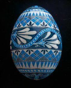 oeufs peints   Oeufs de Pâques peints à la main