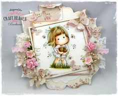 Craft Heaven Shop Inspirational Blog: The Girl with The Wind in Her Hair..