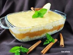 Ala piecze i gotuje I Love Food, Good Food, Yummy Food, My Favorite Food, Favorite Recipes, Delicious Desserts, Dessert Recipes, Banana Pudding Recipes, Polish Recipes