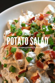 Ranch Potato Salad t