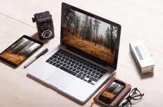 mockup ipad iphone macbook vintage camera  http://www.crucialdatarecovery.com/services/