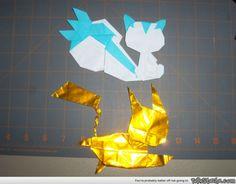 pokemon origami fold your own pokemon by pikachu press creator 8 jun 2015 paperback