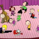 Charlie Brown Dance, Charlie Brown Christmas, Charlie Brown Peanuts, Merry Christmas, Peanuts Snoopy, Peanuts Comics, Peanuts Dance, Charlie Brown Characters, Friday Dance