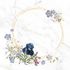 Logo Floral, Flower Logo, Floral Card, Flower Background Wallpaper, Flower Backgrounds, Flower Graphic Design, Cake Logo Design, Baby Frame, Instagram Frame